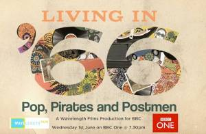 Living in 66 - pop, pirates and postmen