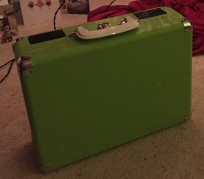 portable record player - case