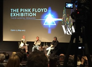 Roger Waters and Nick Mason - Q&A
