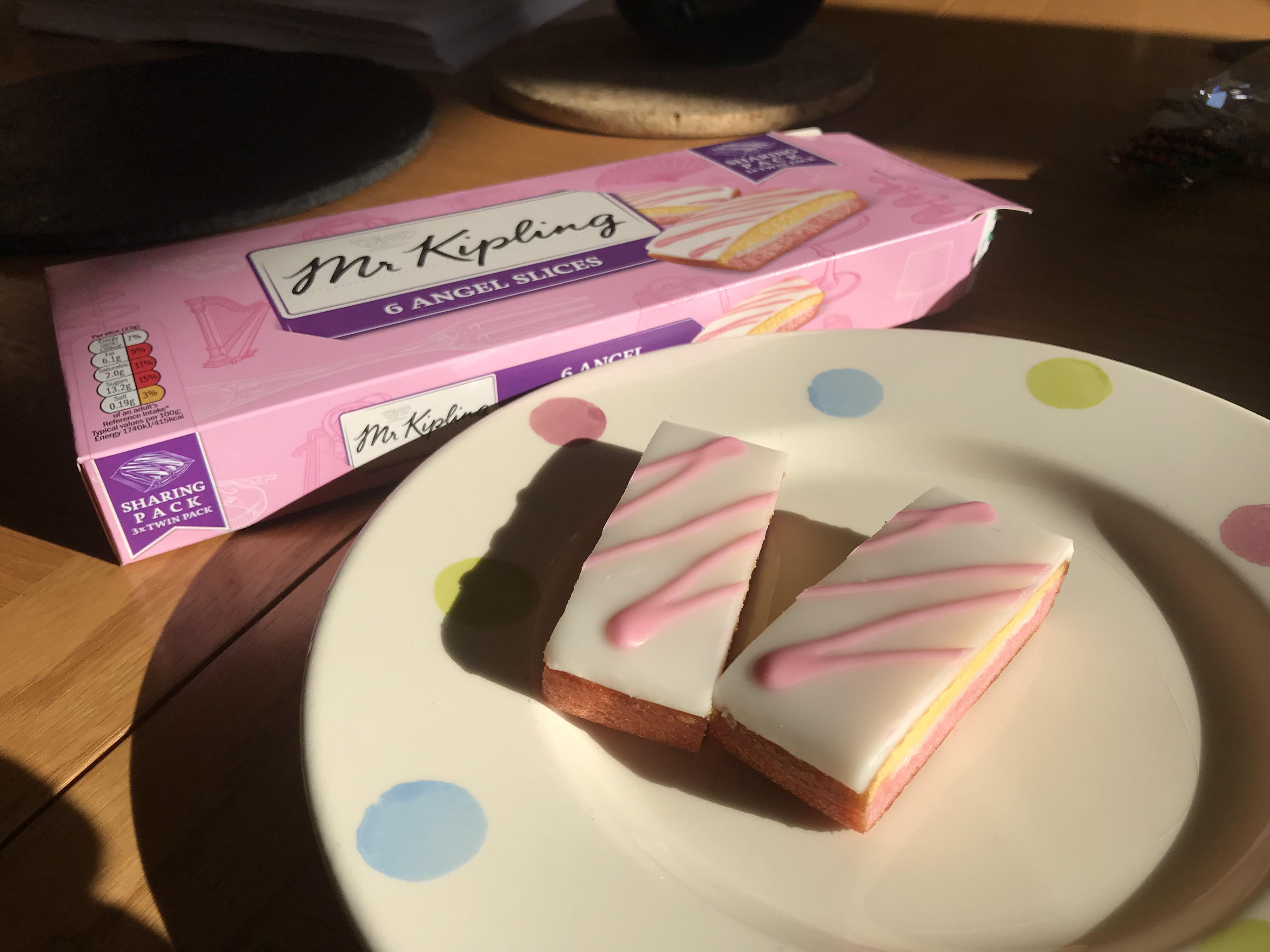 Angel Cake Mr Kipling Recipe