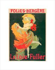 Folies Bergere poster
